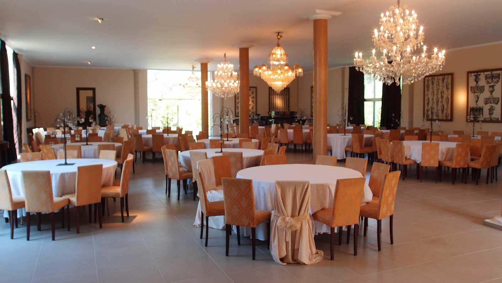 Restaurante Masia Francas